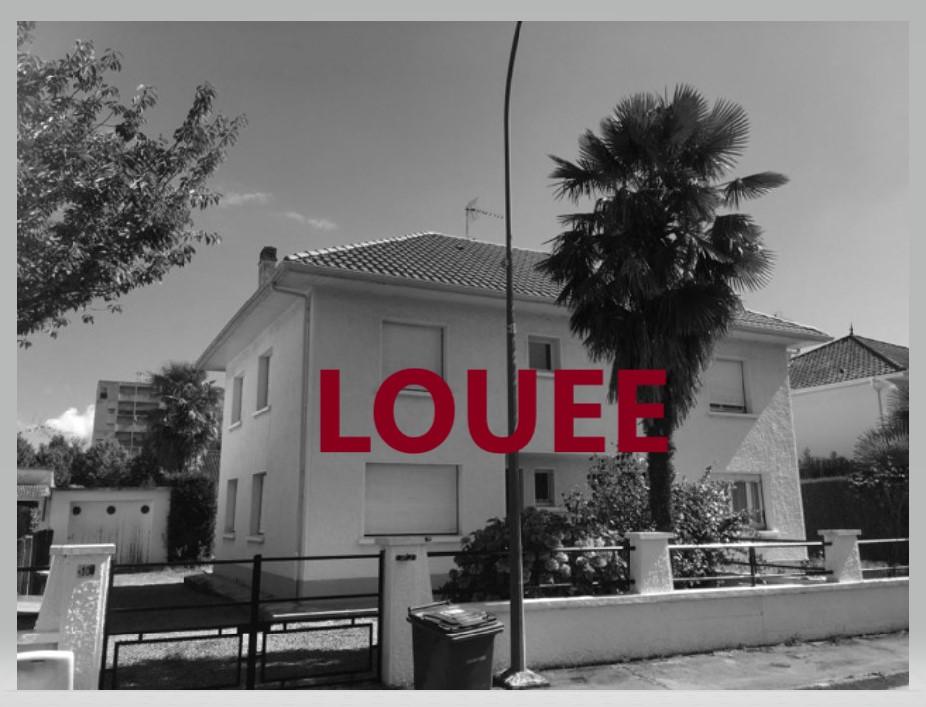 Maison jumelée F4 à Jurançon